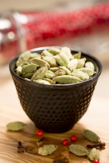 Cardamome verte capsules Georges Colin