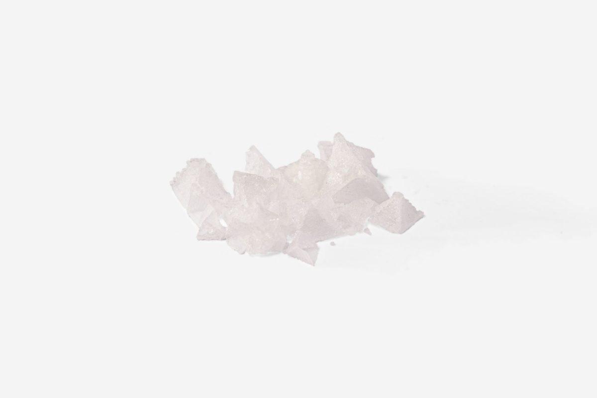 Sel blanc de l'océan indien Georges Colin