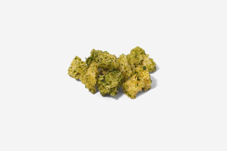 Croc salade ail et fines herbes aux noix Georges Colin