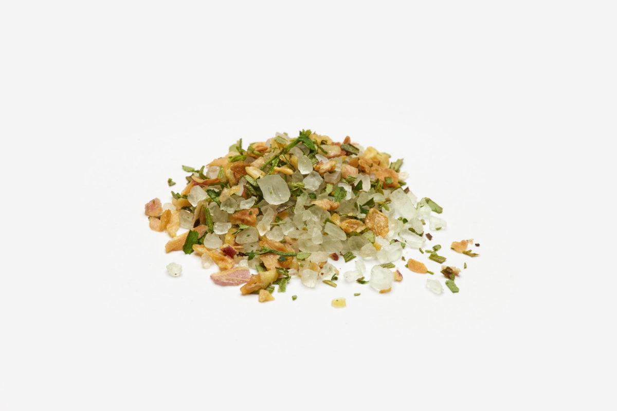 Mon sel épicé jardin Georges Colin