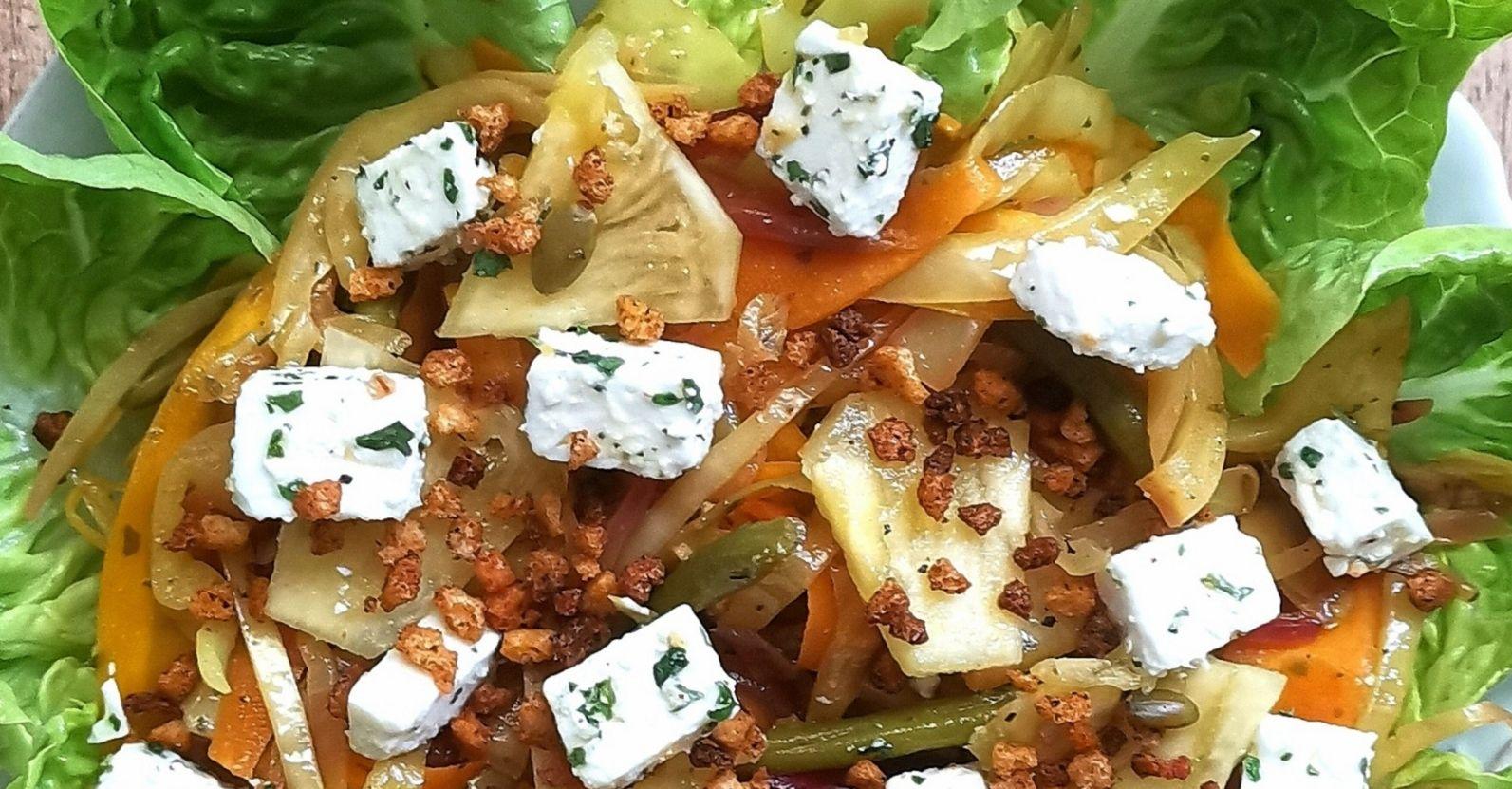 Salade fraîcheur Georges Colin